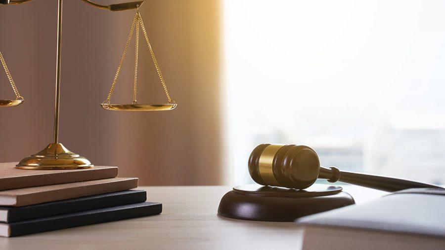 Juridikens olika områden